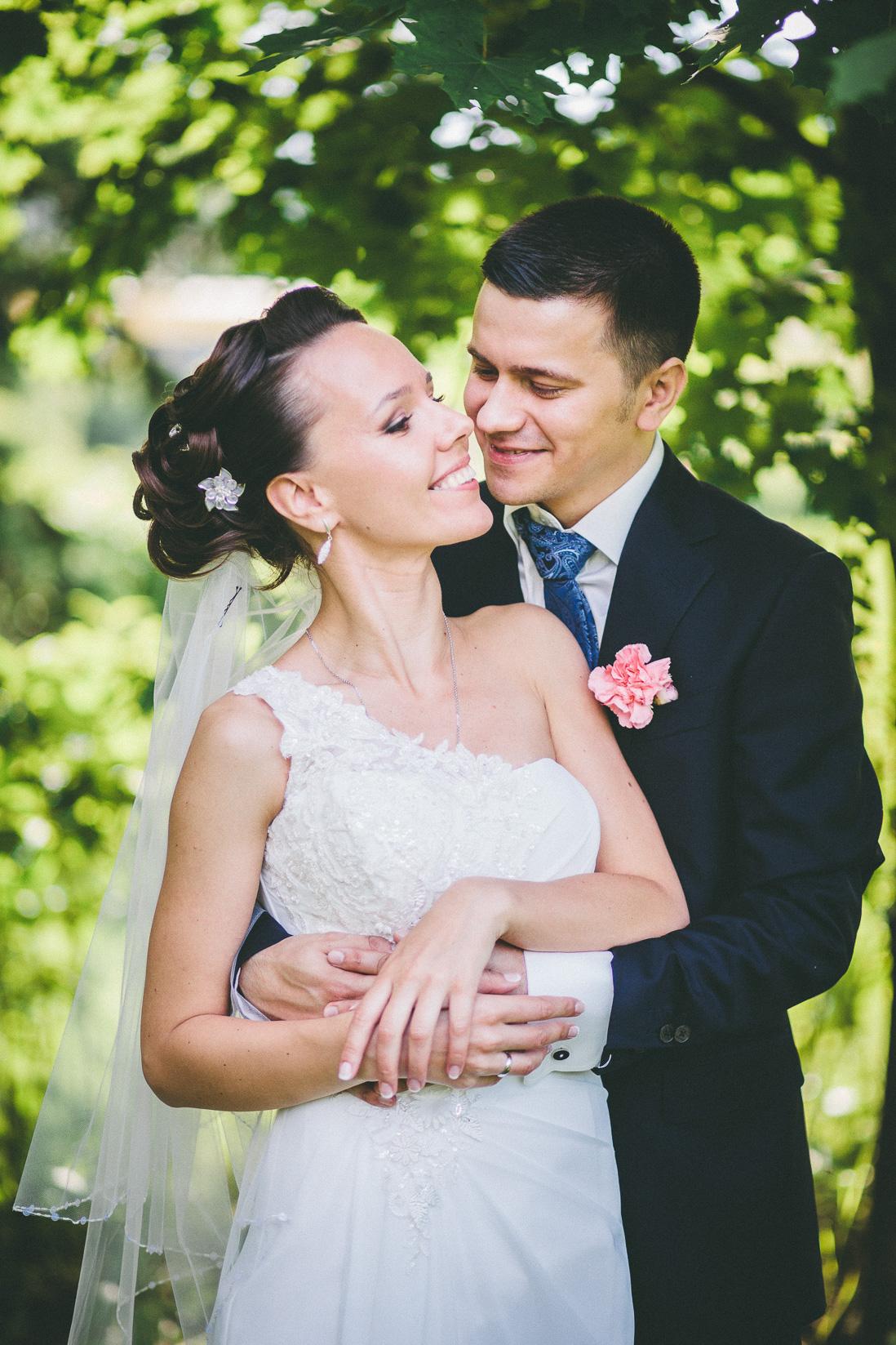 Свадебная прогулка в Зеленоградском Парке Победы