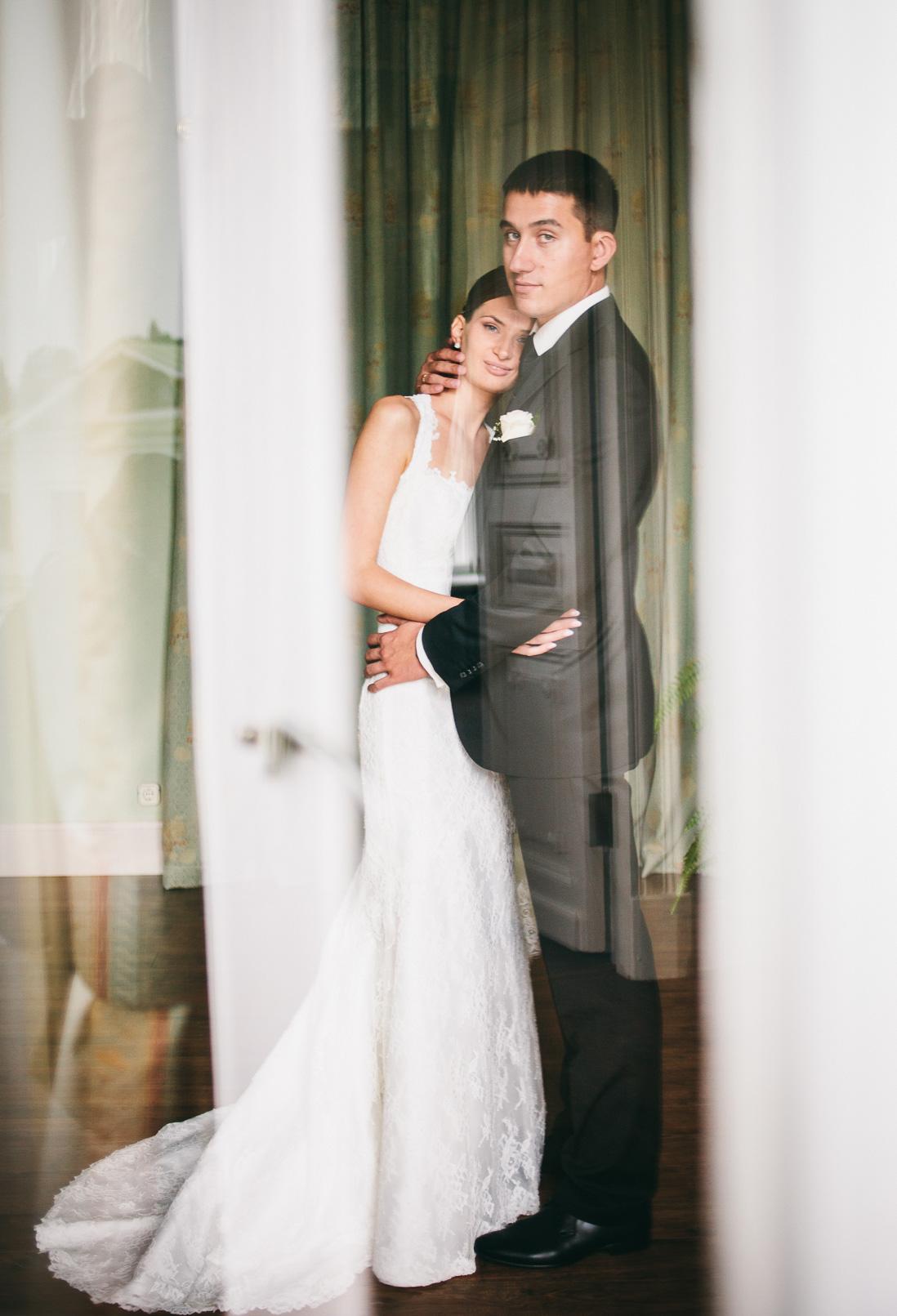 Свадебная прогулка в Середниково