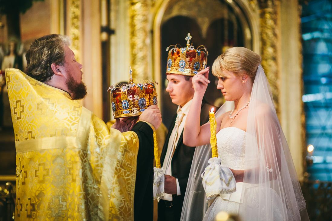 Венчание в Елоховском соборе