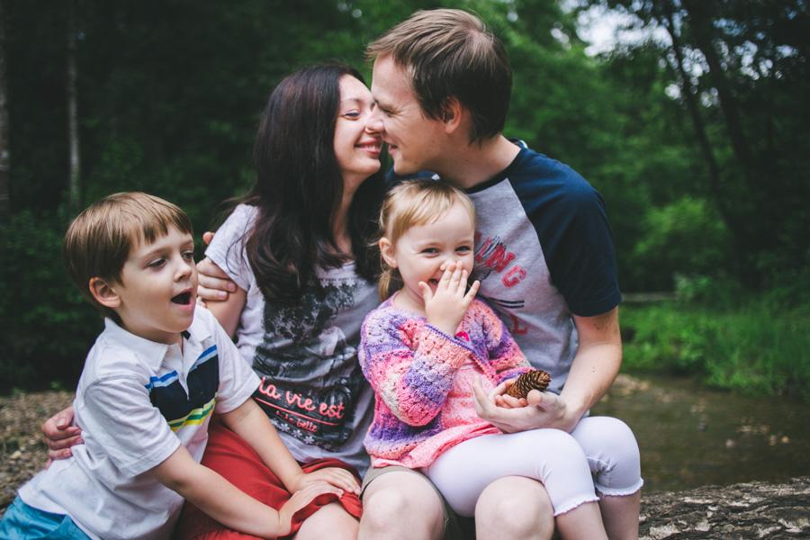 Семейная фотосессия в Зеленограде