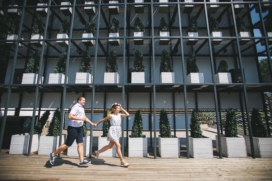 Лав-стори в Москве с прогулкой в Парке Горького