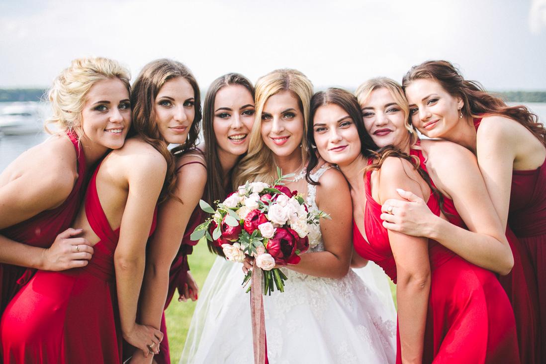Свадьба в яхт-клубе «Родина»